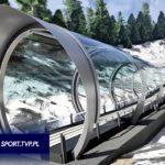 Rewolucyjny pomysł. Skoki narciarskie w tunelu?!