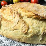 Jak zrobić pyszny chrupiący chleb/KarolGotuje