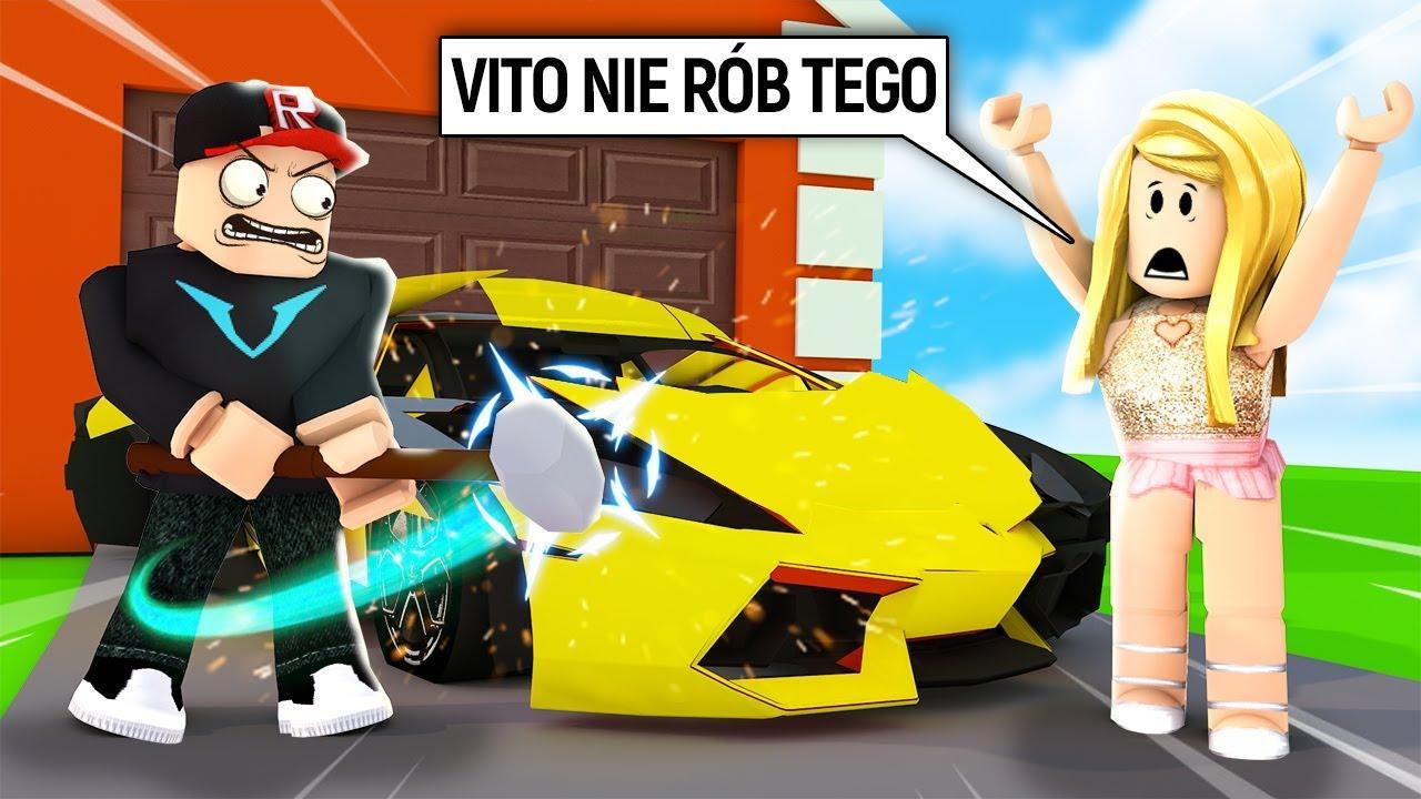 Niszczymy Wszystko W Roblox Vito I Bella Ztuba Pl