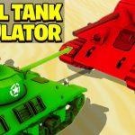 NOWY SYMULATOR WALK! OGROMNE BITWY CZOŁGÓW - Total Tank Simulator