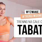 Wyzwanie 🔥  Dzień 1 : Odchudzający trening interwałowy TABATA | Monika Kołakowska