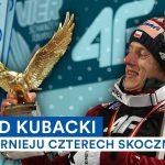 Zobacz wszystkie skoki Dawida Kubackiego w zwycięskim TCS [skoki narciarskie]