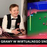Kurier Snookerowy. Wirtualne Mistrzostwa Świata w grze Snooker19