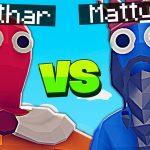 MATTYNIU vs FLOTHAR! POWRÓT EPICKICH WALK - Multiplayer Totally Accurate Battle Simulator (TABS PL)