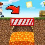 BELLA TROLLUJE MNIE PUŁAPKAMI NA WYŚCIGU W MINECRAFT! | VITO VS BELLA (Minecraft Death Run) - Vito Minecraft