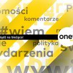 Birefing prasowy prezydenta Andrzeja Dudy - Onet News