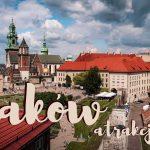 Top atrakcje w KRAKOWIE | Kraków na weekend | Co zobaczyć w Krakowie? - Sway the way