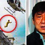Brak słów! Co się stało Jackiemu Chanowi podczas kręcenia filmów - Сiekawostki ze świata