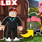 ŚWINKA PEPPA Ma Własną ARMIĘ ŻOŁNIERZY (Roblox Piggy OUTPOST) | Vito i Bella - Vito Minecraft