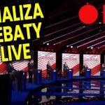 Szybka Analiza Debaty Prezydenckiej 2020 LIVE - Na Żywo Ator + Paweł Historyk / Komentator Wybory - wideoprezentacje