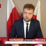 Minister Zdrowia tłumaczy się z zarzutów! - Kabaret Czesuaf - Kabaret Czesuaf