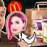 Zgadujemy Zamówienia YouTuberów z McDonald's - Mniej Więcej