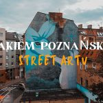 NAJCIEKAWSZY STREET ART W POZNANIU 💥 Murale ukryte w podwórkach kamienic