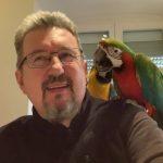 Jedna czy dwie papugi.
