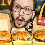 Spróbowaliśmy WSZYSTKICH Burgerów Drwala! - Mniej Więcej