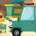 Pan Samochodzik #2 wizyta w cyrku pogoń za mumią piramidy Bajki dla dzieci