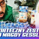 SPRAWDZAMY Świąteczny Zestaw od MAGDY GESSLER! | Czy WARTO?