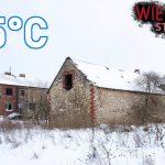Opuszczony dom na całkowitym pustkowiu -15°C | Urbex #31 | Wietrzyk Studio