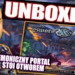 Sword & Sorcery: Tajemny Portal ¦ dodatek do gry ¦ UNBOXING [2021]