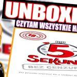 5 SEKUND bez cenzury ¦ edycja polska ¦ UNBOXING [2021]