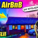 AirBnB: DOM z KOMINKIEM - w Anglii lepszy niż w Hiszpanii? Tradycyjny angielski COTTAGE!