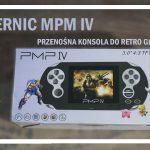 Anbernic PMP 4   Recenzja przenośnej konsoli 32 bit do RETRO gier
