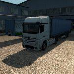 Młody kierowca za kierownicą ciężarówki #1 Trasa w bydgoszczy