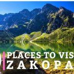 20 Amazing Places to Visit in Zakopane 2020,  Poland - GoPro Hero 8 Black - 4K 60p - Jack Z