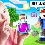BELLA RZUCIŁA NA MNIE POTKĘ PRAWDOMÓWNOŚCI! (Minecraft Roleplay) | Vito i Bella - Vito Minecraft