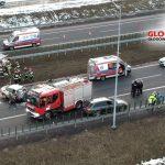 Tragiczny w skutkach wypadek na S3 - zjazd na Głogów - Portal GPI