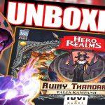 Hero Realms: Ruiny Thandaru ¦ dodatek kampanijny ¦ UNBOXING [2021]
