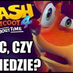 Kontrowersje Pecetowego Crash Bandicoot 4: Najwyższy Czas