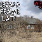 Opuszczony dom, a w nim znalezisko księga z XIX wieku | Urbex #39 | Wietrzyk Studio