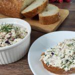 Pasta z makreli, twarogu i jajek / KarolGotuje