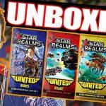 Star Realms: United ¦ Atak, Dowództwo, Misje, Bohaterowie ¦ UNBOXING [2021]