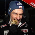 Piotr ŻYŁA ze złotym medalem mistrzostw świata! - Skijumping