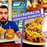 Zjedliśmy w Restauracji Gordona Ramsaya! | Czy WARTO?