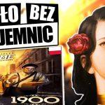 Kroniki Zbrodni: 1900 ¦ polska edycja ¦ bez spoilerów ¦ UNBOXING [2021]