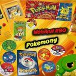 Fenomen Pokemonów W Polsce | Tazosy Pokemon Za Gimbazy