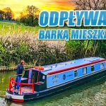 🛳️ ODPŁYWAMY stąd! Marek zarządza zmianę miejscówki. Dlaczego? Podróże barką mieszkalną po kanałach.