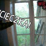 Ucieczka! Opuszczony dom w Polsce a w nim srebrne znaleziska | Urbex 45 | Wietrzyk Studio