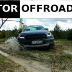 Ford Ranger Raptor offroad day