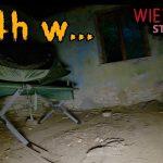 Spędziłem noc w opuszczonym domu! (Challenge) Urbex
