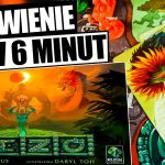 Omówienie: MEZO ¦ gra Area Control inspirowana mitologią Majów [2021]