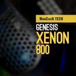 Recenzja Genesis Xenon 800 - Kolejny ultra lekki gryzoń na rynku 🐭🐭🐭