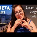 Grecja, Kreta cz. 1 - przylot do Chanii i pierwszy wieczór w Grecji