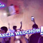 Wenecja - Finał Euro 2020 - Euforia Włochów!   EuroTrip (Wycięte) #shorts