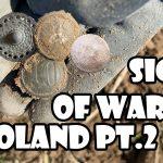 Pole bitwy I i II wojny światowej ? Poszukiwania z wykrywaczem metali